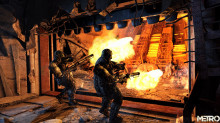 Metro 2033 - Flamethrower