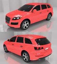 Oudi car model