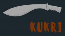 It's a Kukri!