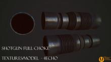 Full-Choke for Shotgun