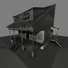 Old shack/cottage