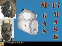 Gasmask M17