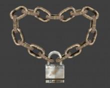 Locked Chain(breakable)