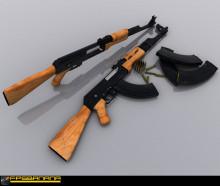 AK-47 *High Poly*
