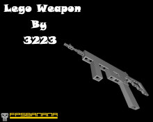 Lego Weapon