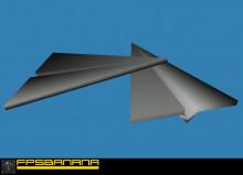 2 Paper Plane Models