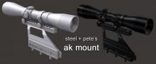 AK Mount redux