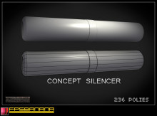 UnRated's Concept Silencer