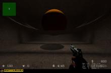 large sphere