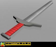 Mikeyspikes Medieval Sword