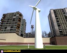Animated Windmill