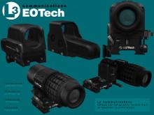 Eotech 557 & 3x Magnifier