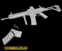 Kfu's XCR Carabine