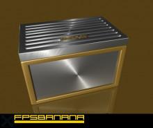 Super GOLD SILVER BOX