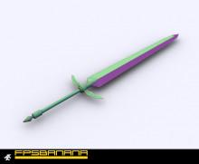Claymore Sword