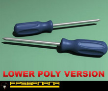 Screwdriver (Lower Poly)