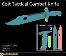 Colt Tactical Combat Knife