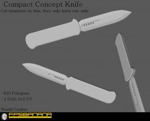 Concept Blade