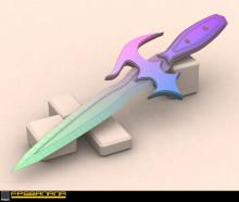 Tribal Knife