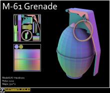 M-61 Grenade