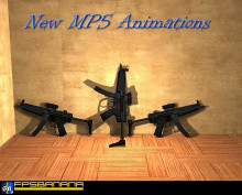 Mp5 Animations