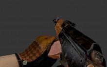 AK47 animated