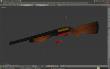Y5´s M37 Ithaca On BDS Textures :D