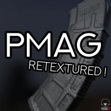 Magpul PMAG Retextured