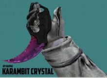 Karambit Crystal by Kazpaz
