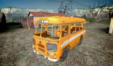 Paz 672 bus