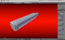 BDS's 5,56x45mm Bullet