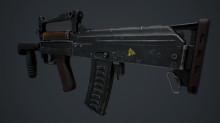 "OTS-14 ""Groza"" (textured)"