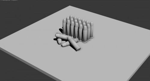 .357 magnum Model screenshot #1