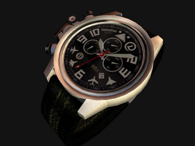 Air Forces Watch Model screenshot #1
