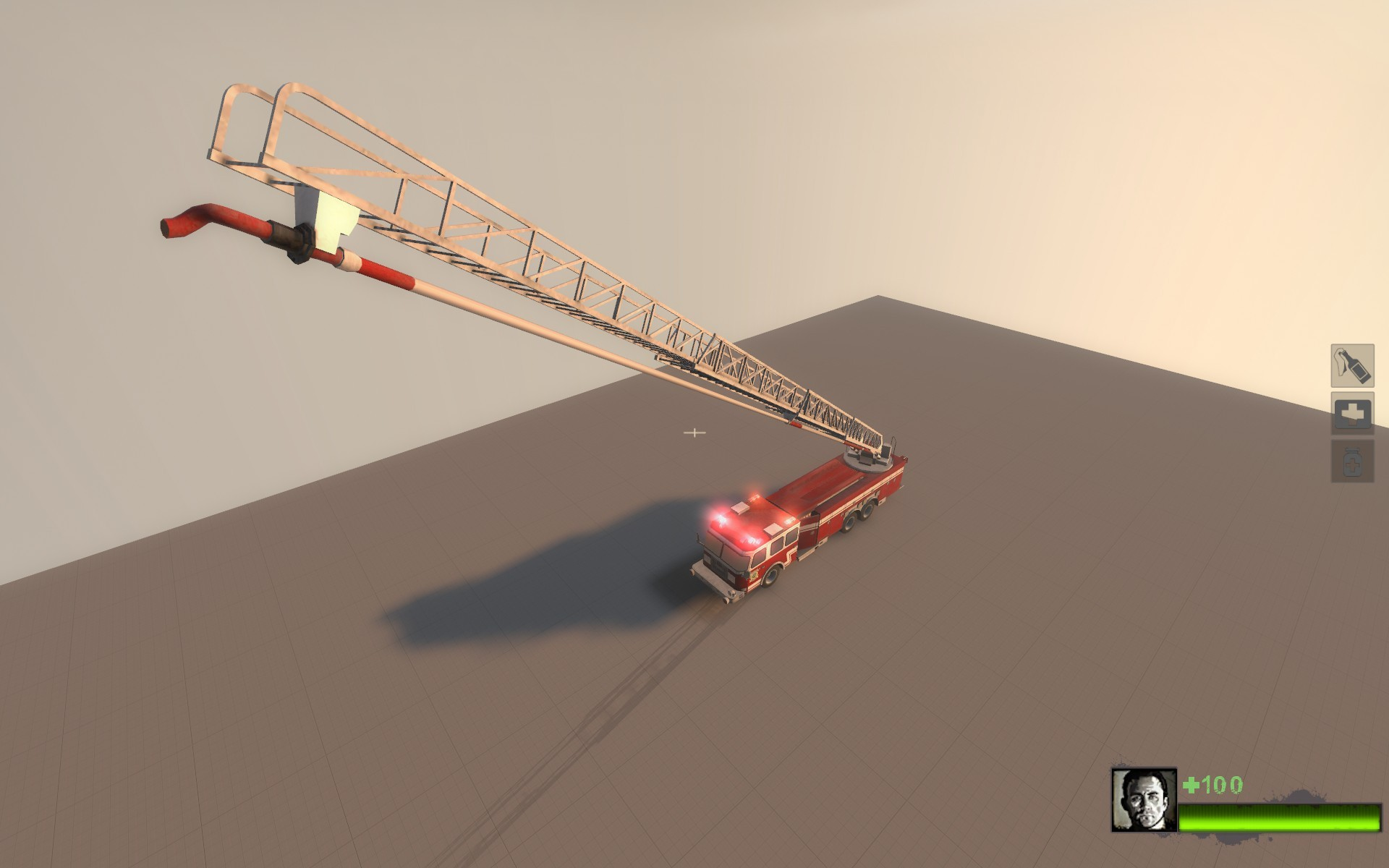 L4D2 Fire Engine Model screenshot #10