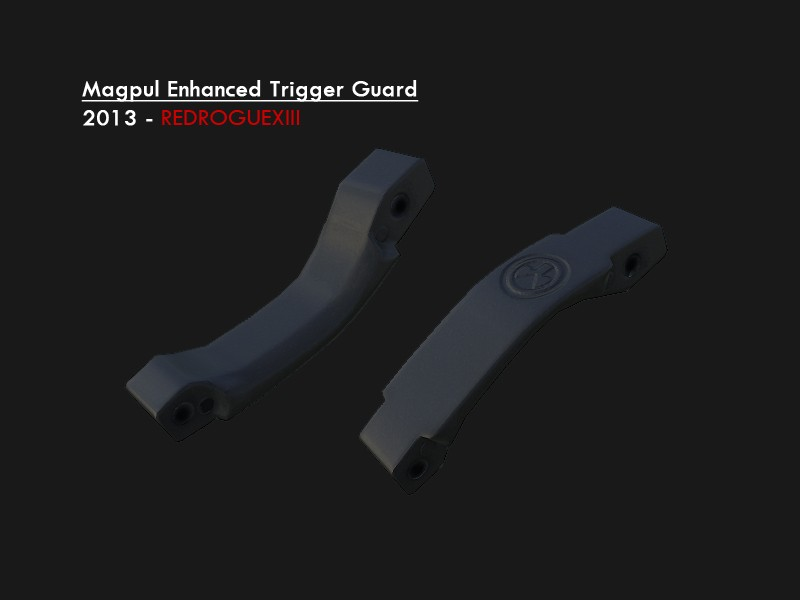 ETG - Magpul Enhanced Trigger Guard Model screenshot #1