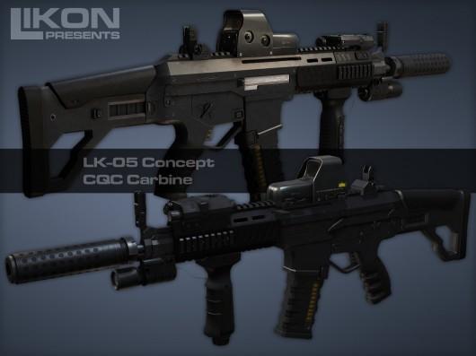 LK-05 Concept