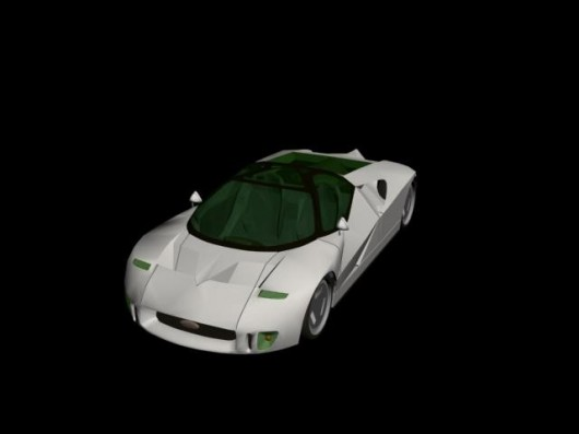 Ford GT90 Model screenshot #1