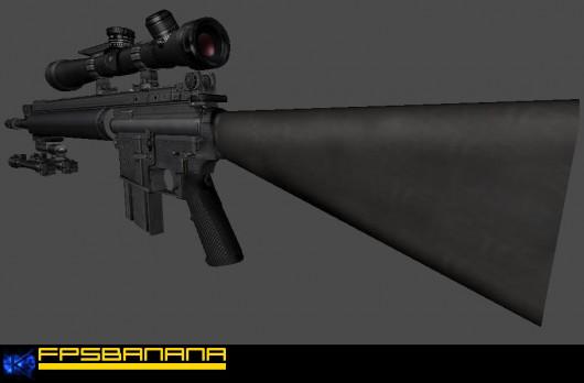 5.56MM MK12 Mod 0 SPR