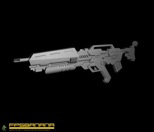 NS2 Concept Rifle