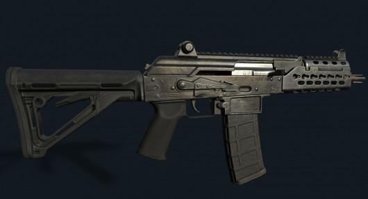 Sarv's Custom AK Textures