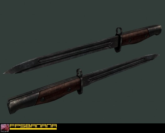 K98k Bayo Model screenshot #1