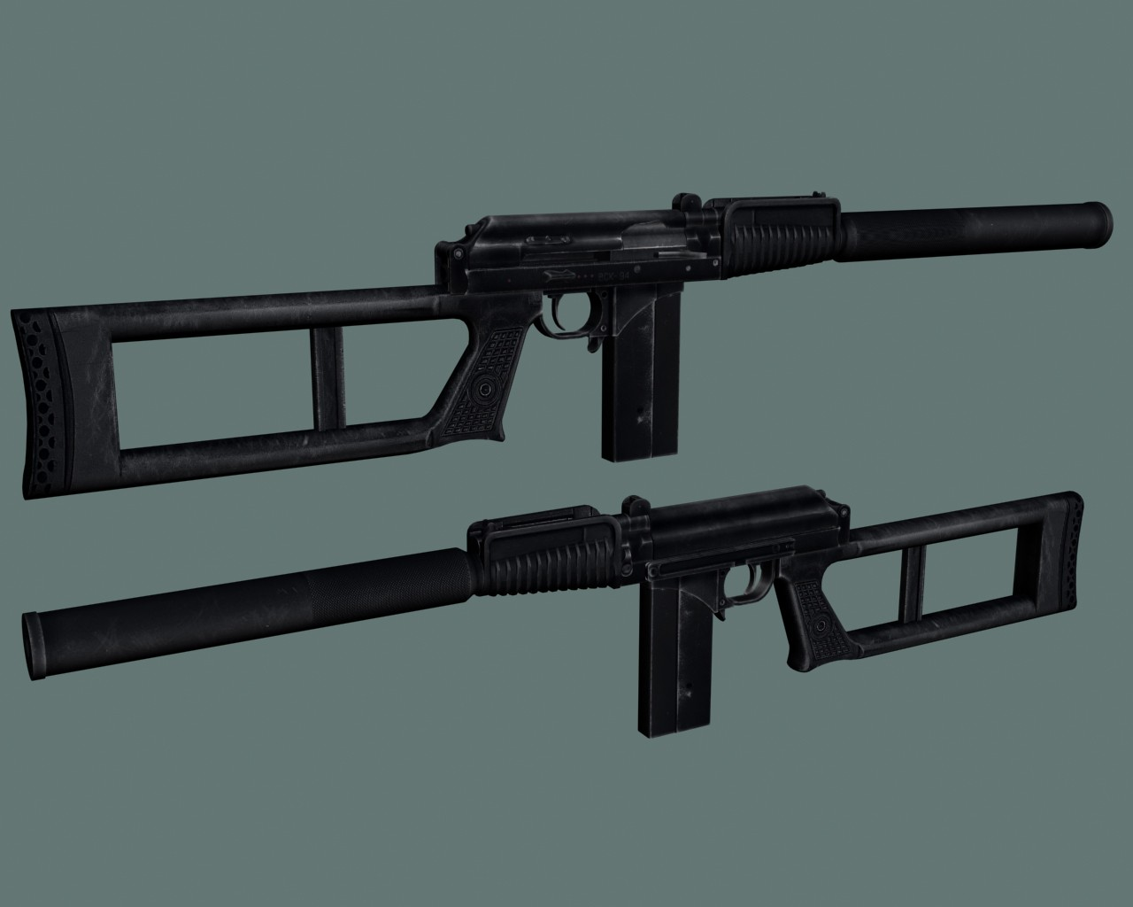 BCK-94 and 9A-91 ...