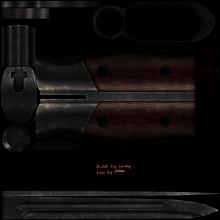 K98k Bayo Model screenshot #2