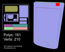 Pocket PC Model preview