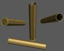 22 magnum shell Model preview