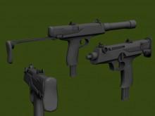 AEK-919k Model preview