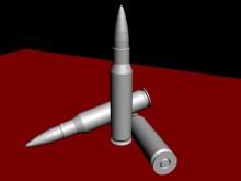 7.62 NATO Model preview