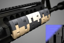 update XTM Rail Panels Model preview