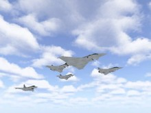 Eurofighter Typhoon Model preview
